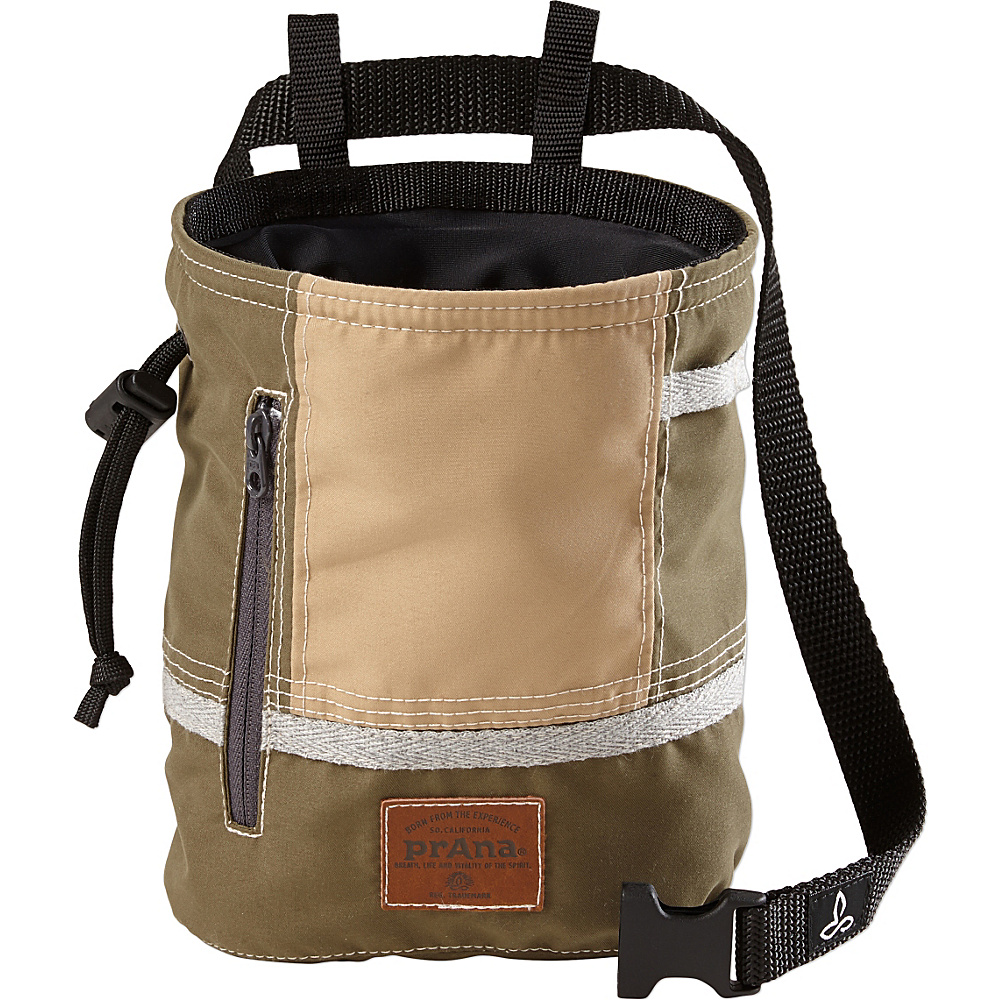 PrAna Color Block Chalk Bag Cargo Green - PrAna Other Sports Bags