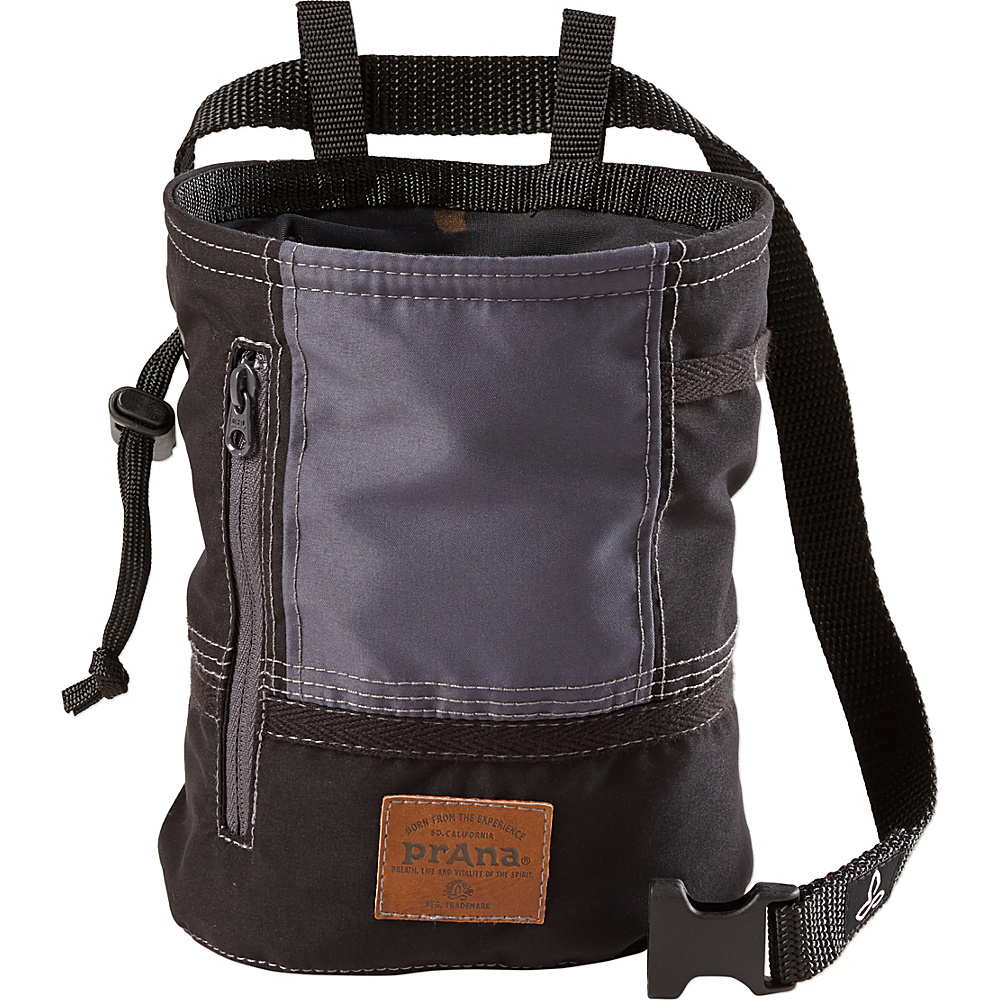 PrAna Color Block Chalk Bag Black - PrAna Other Sports Bags - Sports, Other Sports Bags