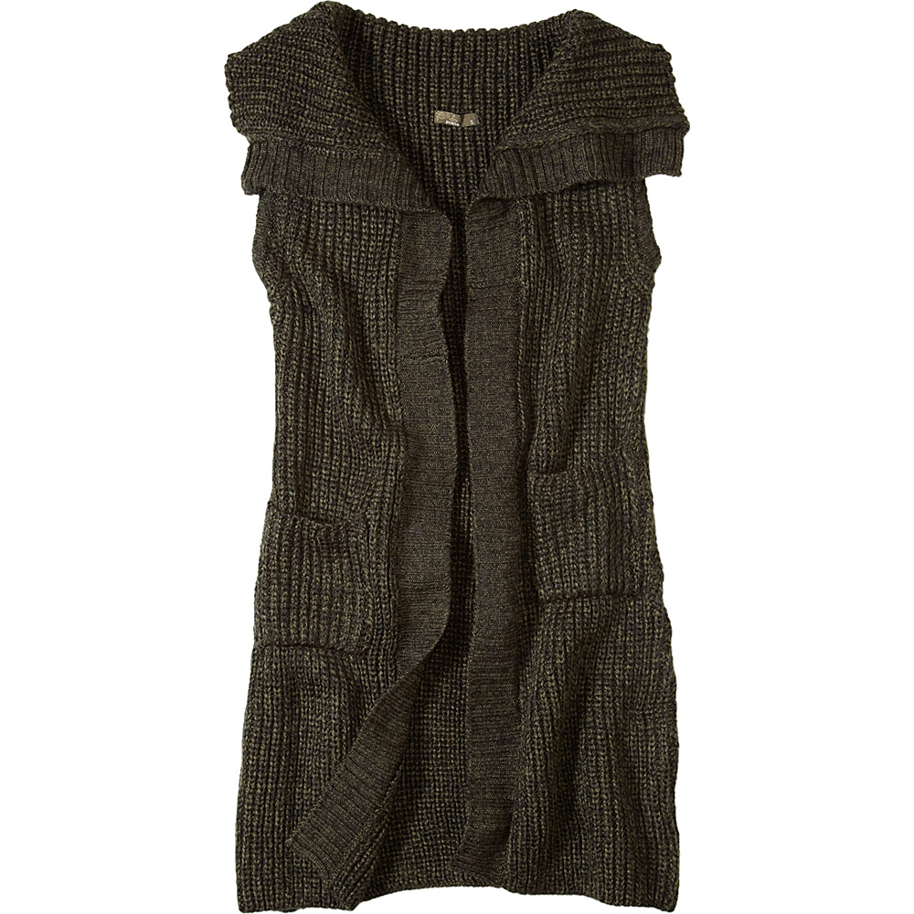PrAna Thalia Sweater S - Cargo Green - PrAna Womens Apparel - Apparel & Footwear, Women's Apparel