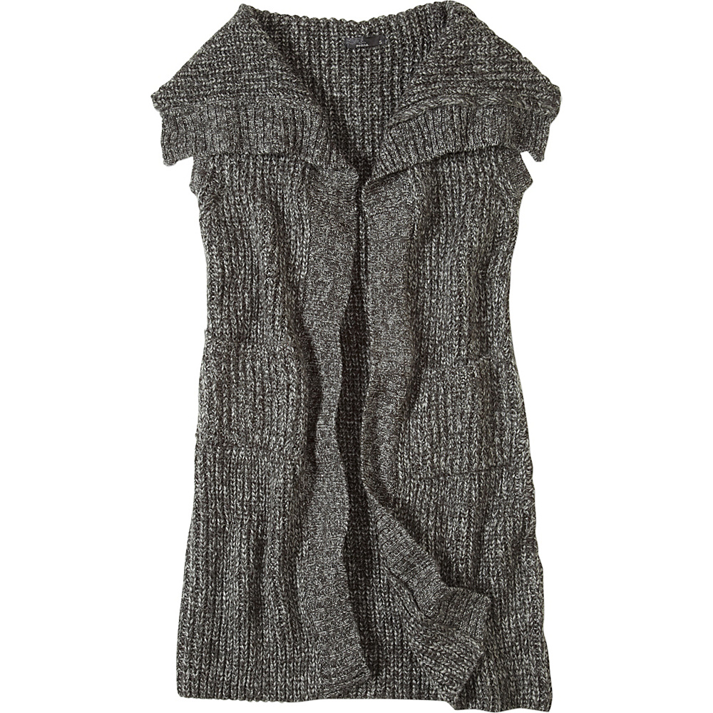 PrAna Thalia Sweater M - Black - PrAna Womens Apparel - Apparel & Footwear, Women's Apparel