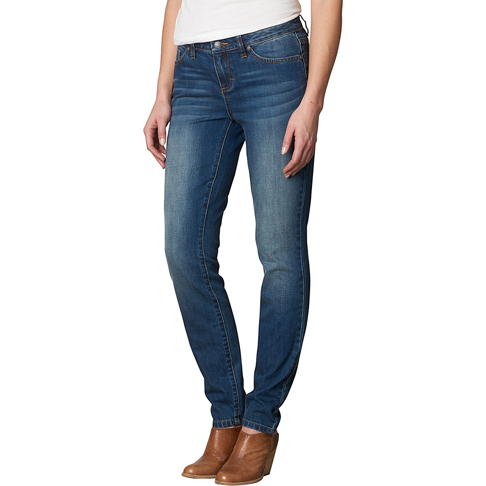 PrAna London Jean - Tall Inseam 6 - Antique Blue - PrAna Womens Apparel - Apparel & Footwear, Women's Apparel