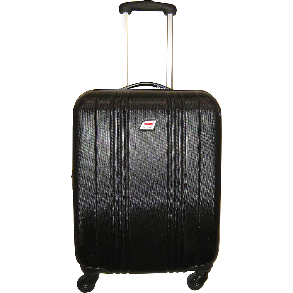 Andare Monte Carlo 24 8 Wheel Spinner Upright Black Andare Hardside Checked