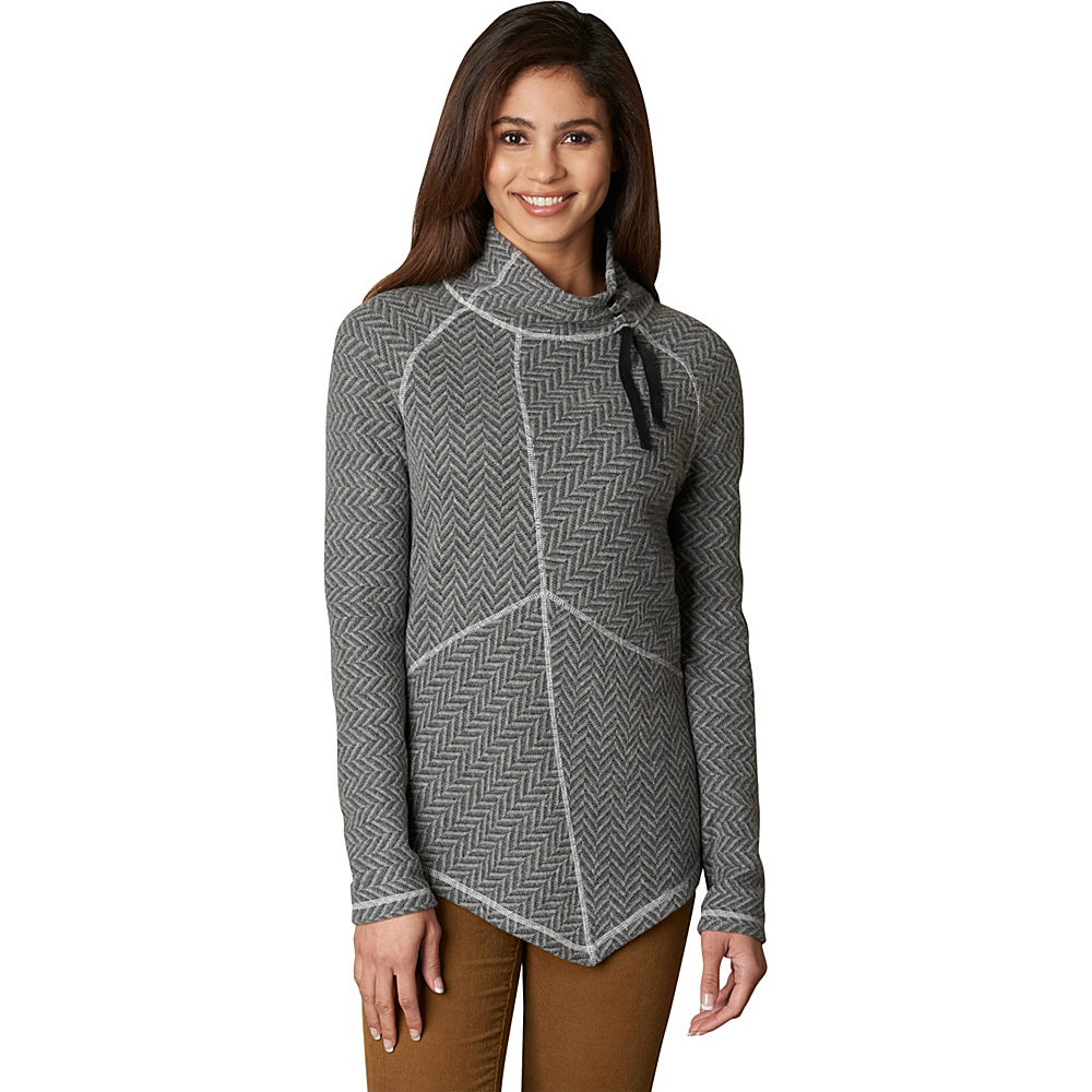 PrAna Mattea Sweater XL - Black - PrAna Womens Apparel - Apparel & Footwear, Women's Apparel