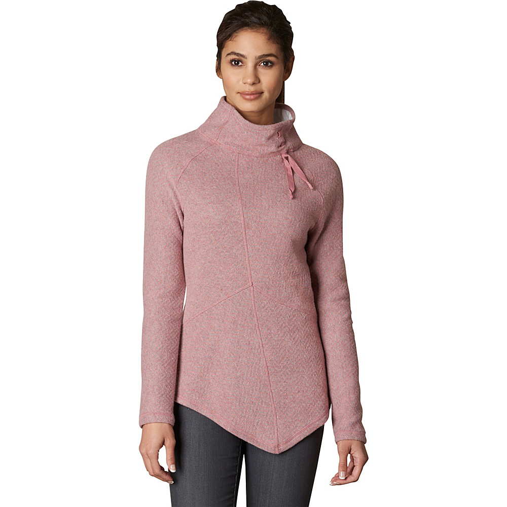 PrAna Mattea Sweater XL - Light Mauve - PrAna Womens Apparel - Apparel & Footwear, Women's Apparel