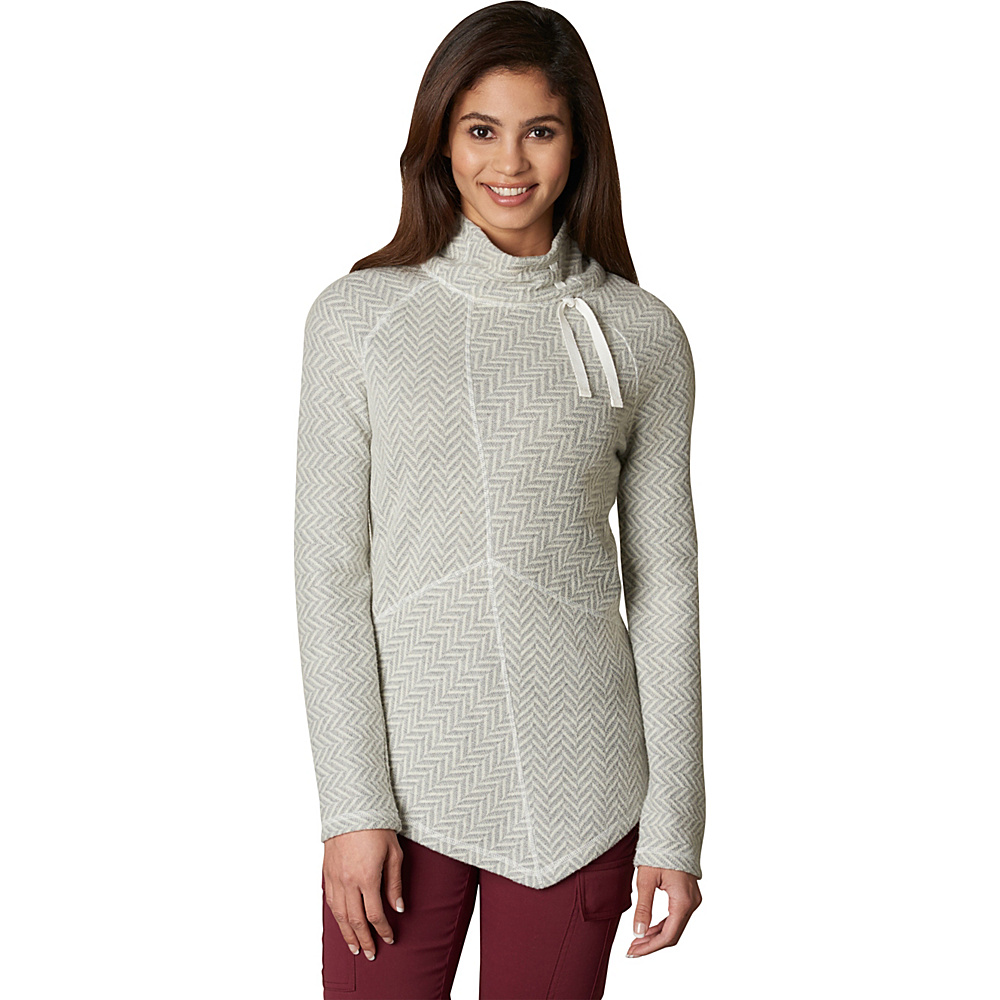 PrAna Mattea Sweater XL - Natural - PrAna Womens Apparel - Apparel & Footwear, Women's Apparel