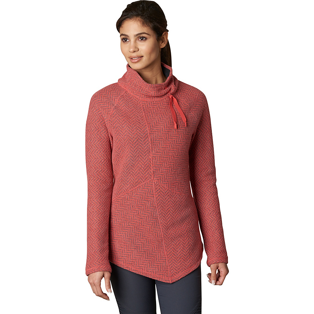PrAna Mattea Sweater XL - Sunwashed Red - PrAna Womens Apparel - Apparel & Footwear, Women's Apparel