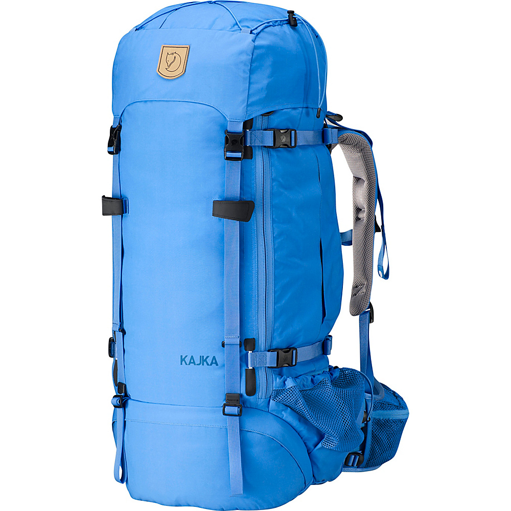 Fjallraven Kajka Backpack 65 UN Blue - Fjallraven Day Hiking Backpacks - Outdoor, Day Hiking Backpacks