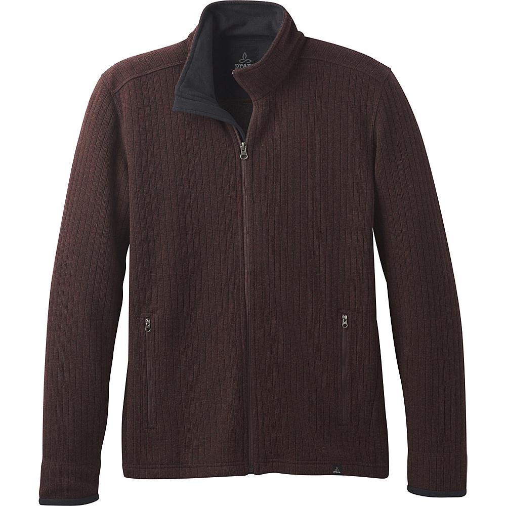 PrAna Barclay Sweater XL - Cocoa - PrAna Mens Apparel - Apparel & Footwear, Men's Apparel