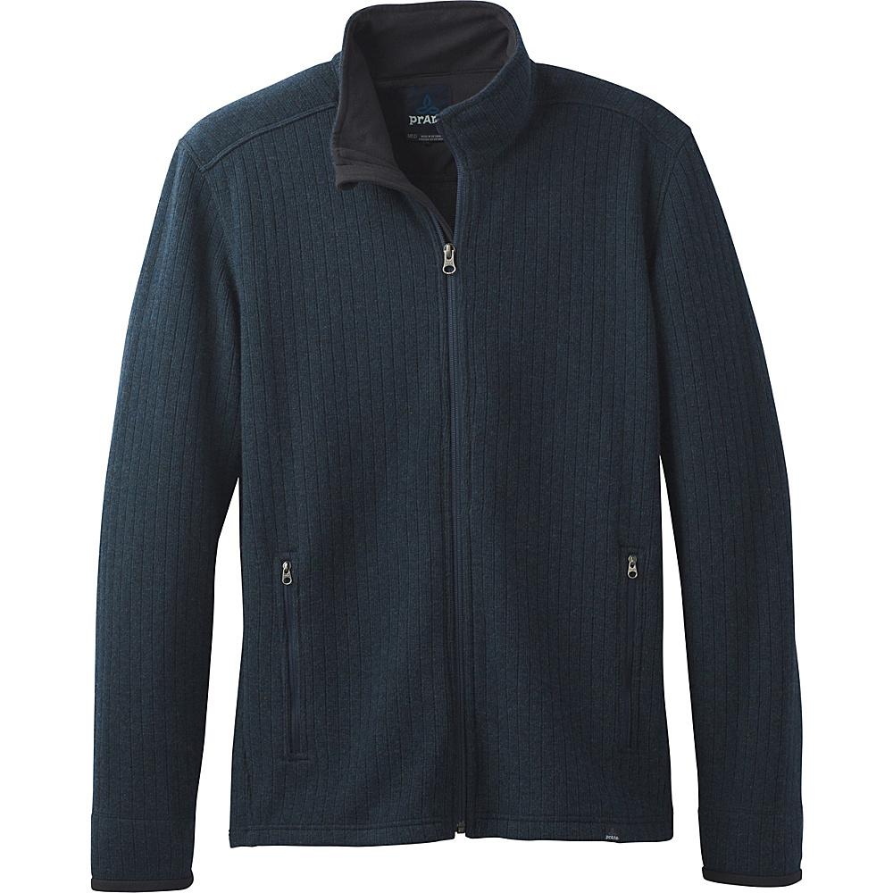 PrAna Barclay Sweater S - Dusk Blue - PrAna Mens Apparel - Apparel & Footwear, Men's Apparel