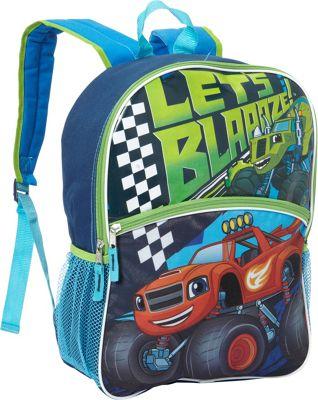 Blaze Lets Blaze Light up Backpack orange - Blaze Everyday Backpacks