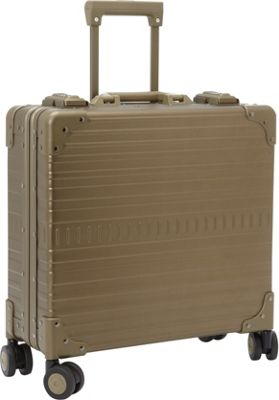 Aleon 17 inch Wheeled Briefcase Champagne - Aleon Wheeled Business Cases