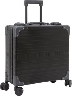 Aleon 17 inch Wheeled Briefcase Onyx - Aleon Wheeled Business Cases
