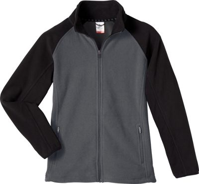 Colorado Clothing Womens Steamboat Jacket L - City Grey/Black - Colorado Clothing Women's Apparel