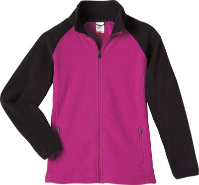 Colorado Clothing Womens Steamboat Jacket L - Sangria/Black - Colorado Clothing Women's Apparel