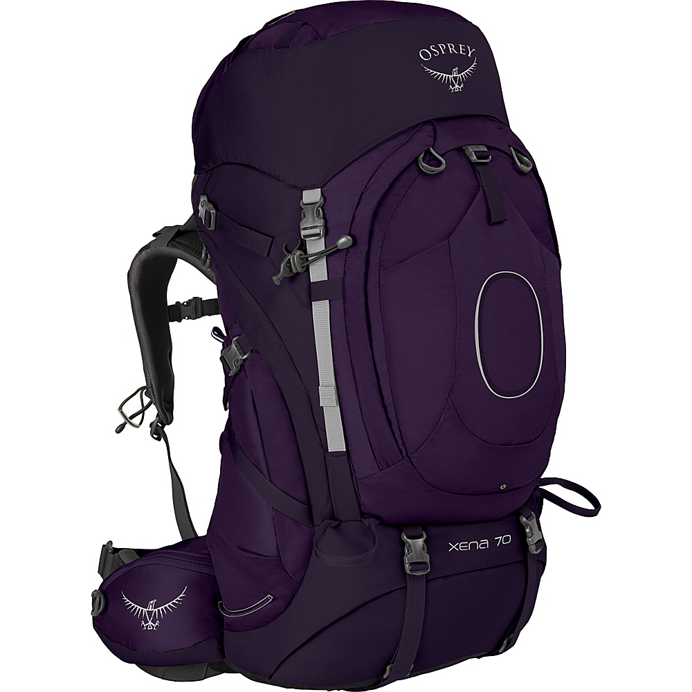 Osprey Xena 70 Backpack Crown Purple – XS - Osprey Backpacking Packs - Outdoor, Backpacking Packs
