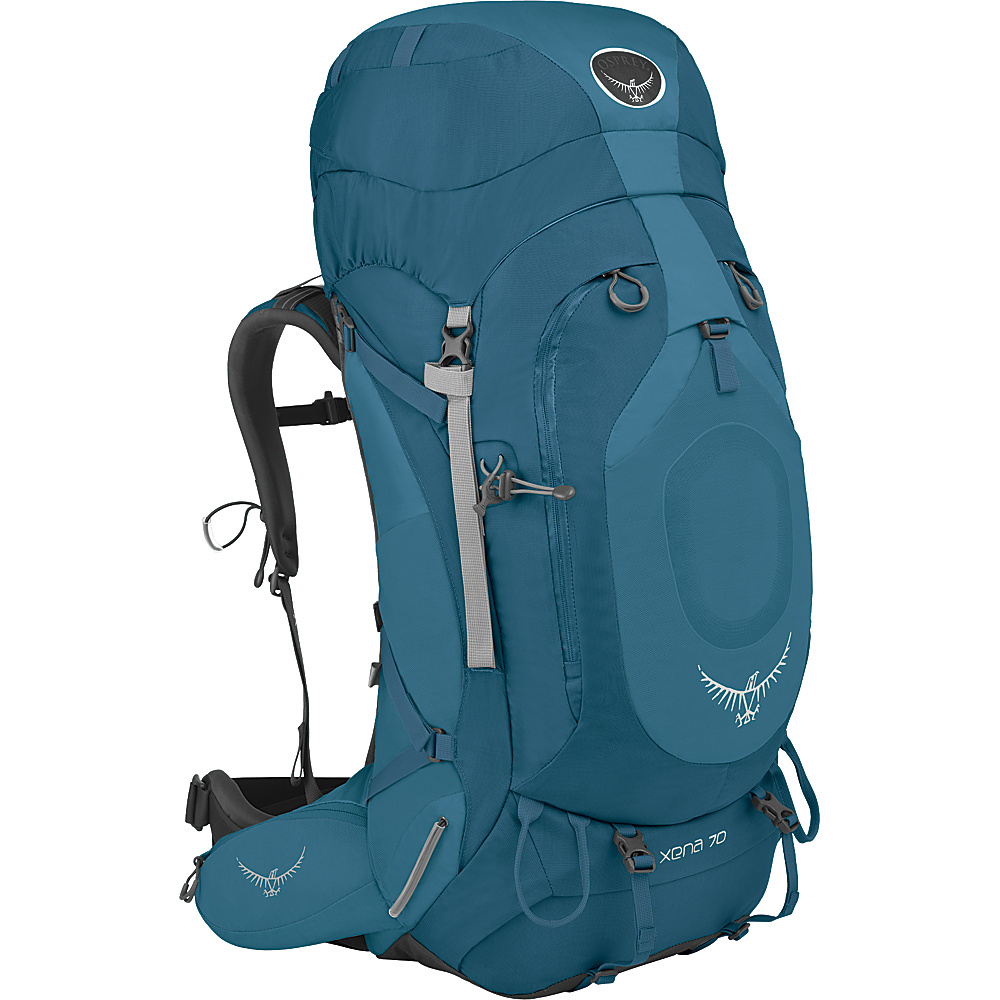 Osprey Xena 70 Backpack Winter Sky Blue - SM - Osprey Backpacking Packs - Outdoor, Backpacking Packs