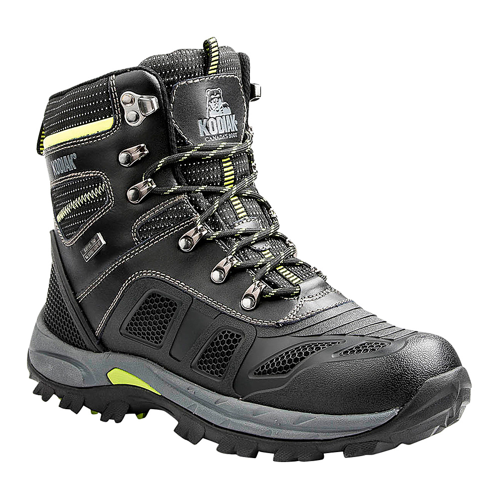 Kodiak Vista Boot 11 - M (Regular/Medium) - Black - Kodiak Mens Footwear - Apparel & Footwear, Men's Footwear
