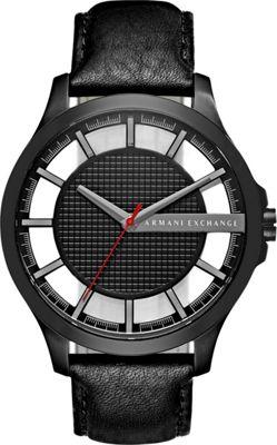 A/X Armani Exchange Smart Watch Black - A/X Armani Exchange Watches