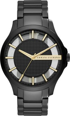 A/X Armani Exchange Smart Watch Black - A/X Armani Exchan...