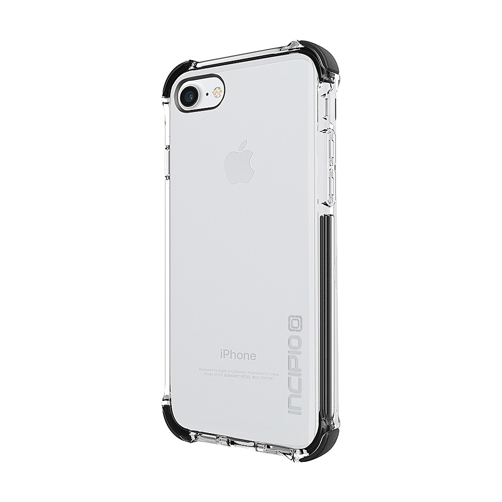 Incipio Reprieve [Sport] for iPhone 7 Clear/Black(CBK) - Incipio Electronic Cases - Technology, Electronic Cases