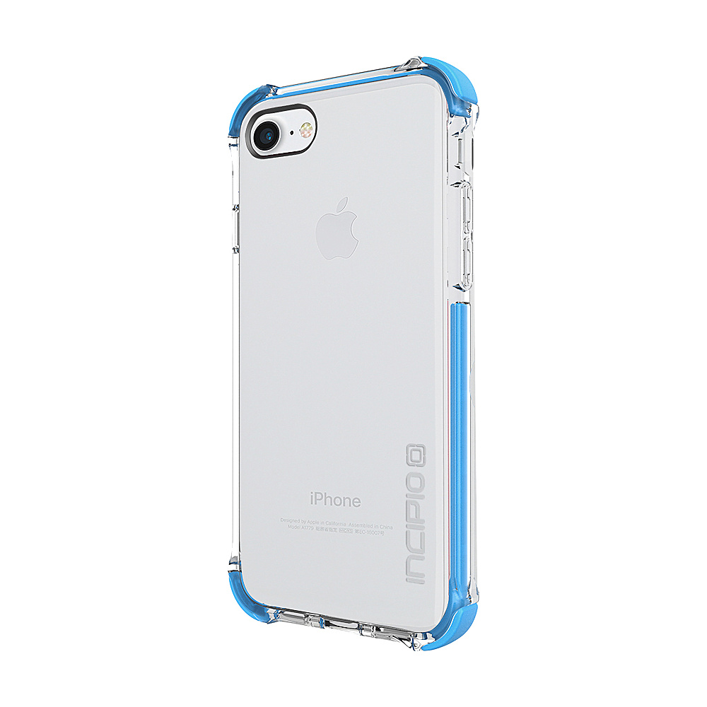 Incipio Reprieve [Sport] for iPhone 7 Clear/Cyan(CCN) - Incipio Electronic Cases - Technology, Electronic Cases