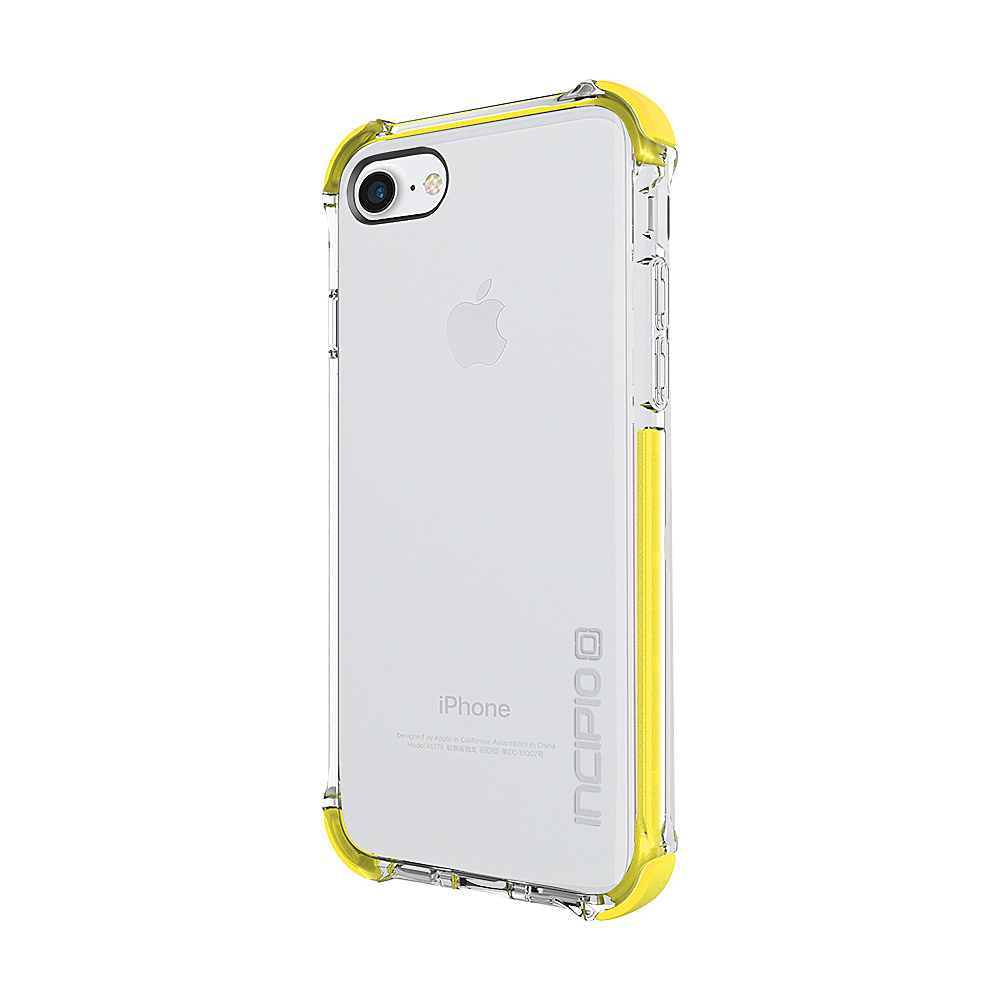 Incipio Reprieve [Sport] for iPhone 7 Clear/Lime(CLM) - Incipio Electronic Cases - Technology, Electronic Cases
