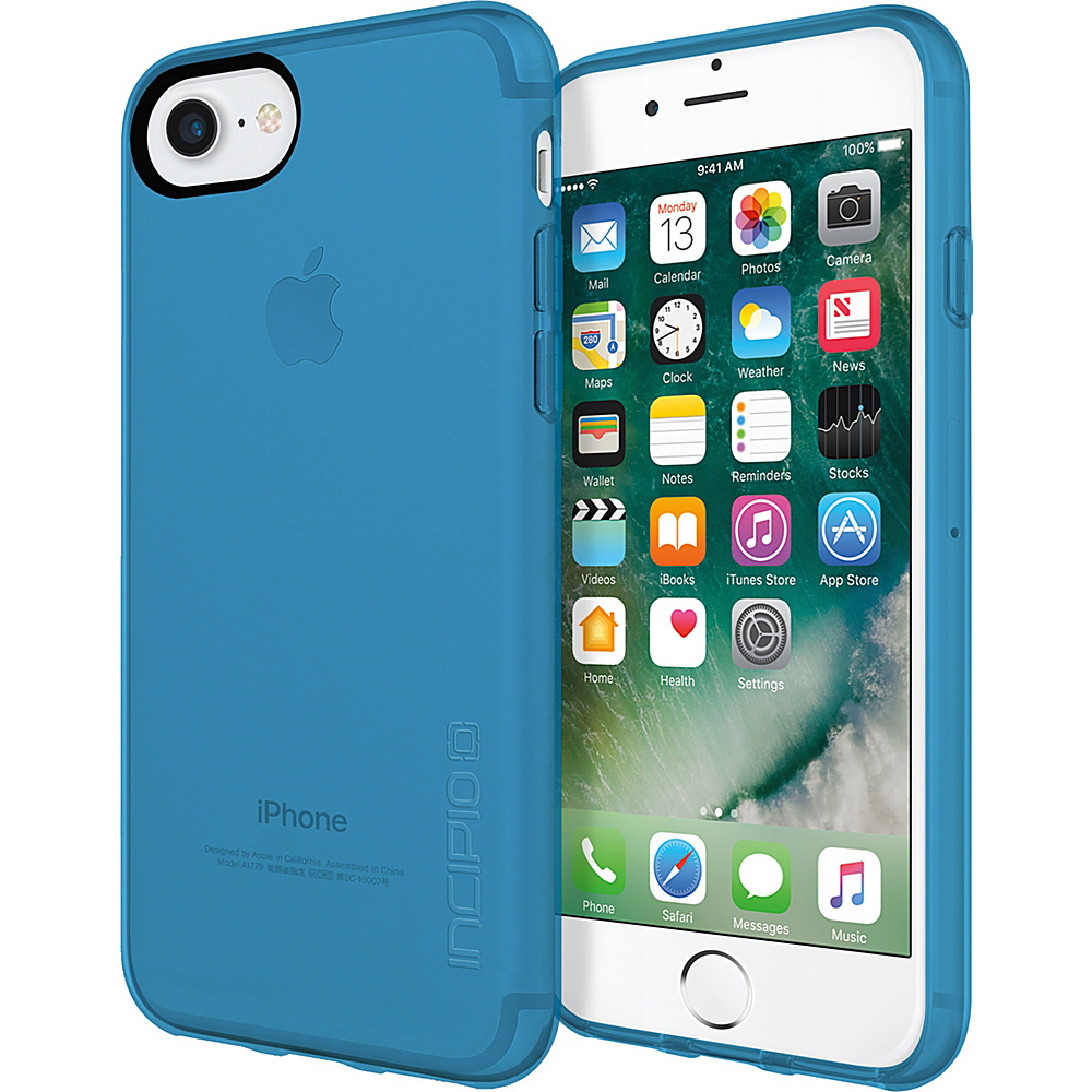 Incipio NGP Pure for iPhone 7 Cyan - Incipio Electronic Cases - Technology, Electronic Cases
