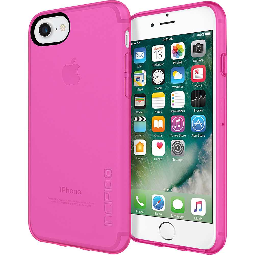 Incipio NGP Pure for iPhone 7 Hot Pink(HPK) - Incipio Electronic Cases - Technology, Electronic Cases
