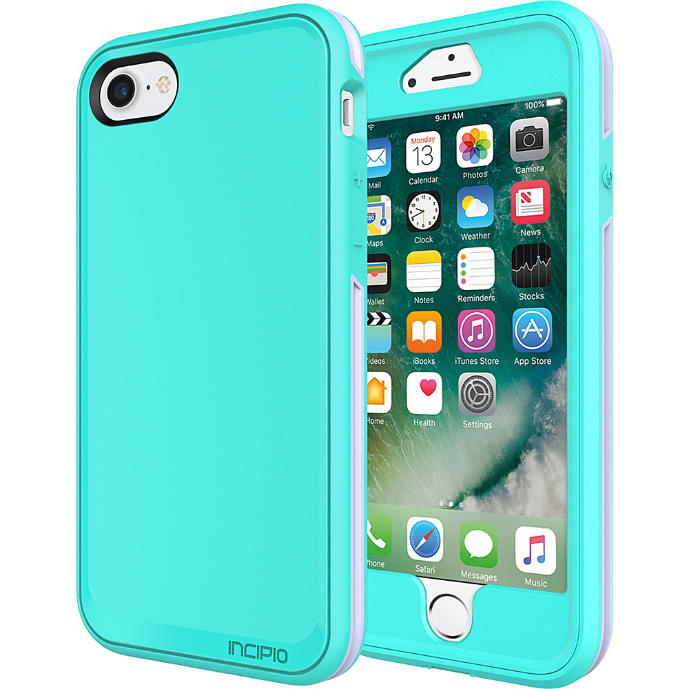 Incipio Performance Series Max for iPhone 7 Turquoise/Dusty Grape(TDG) - Incipio Electronic Cases - Technology, Electronic Cases