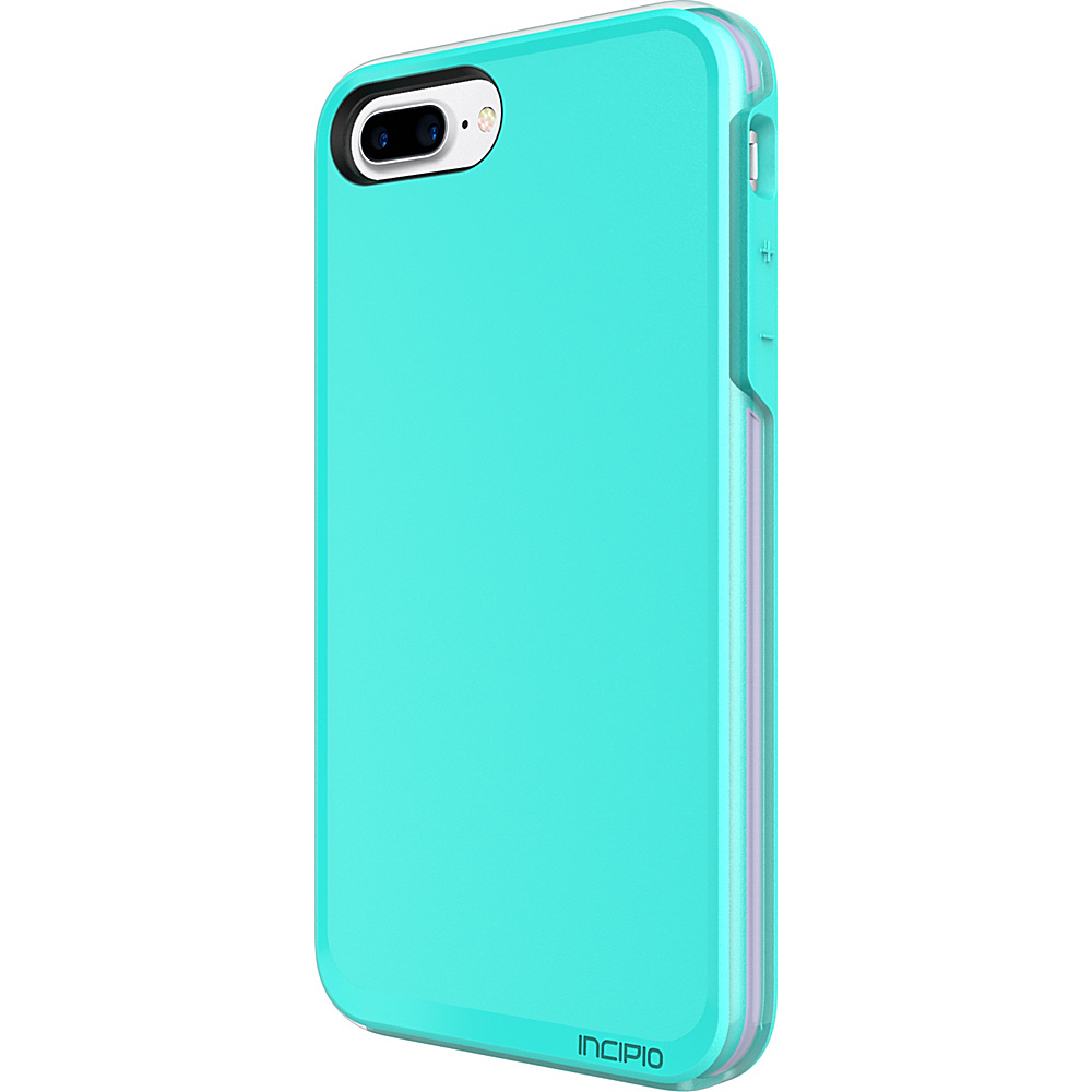 Incipio Performance Series Ultra for iPhone 7 Plus (with holster) Turquoise/Dusty Grape(TDG) - Incipio Electronic Cases - Technology, Electronic Cases