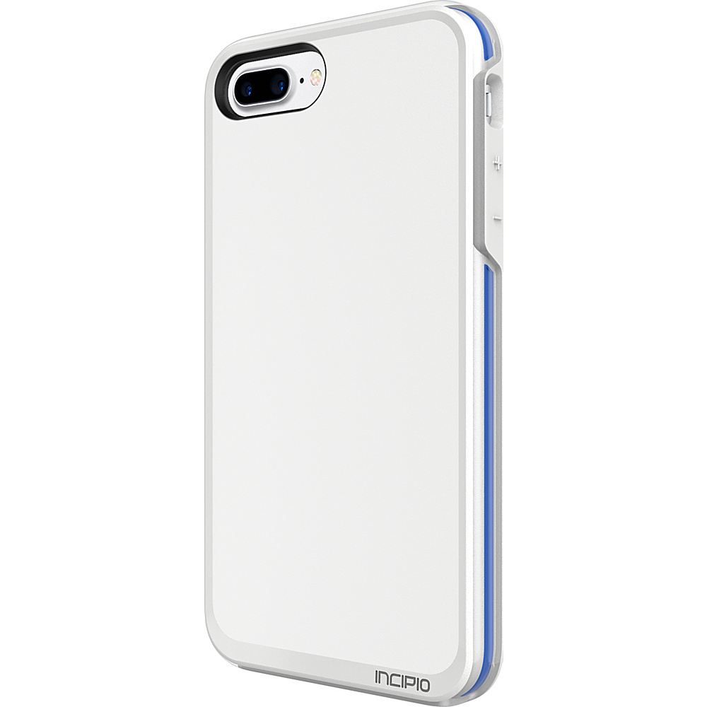 Incipio Performance Series Ultra for iPhone 7 Plus (with holster) White/Blue(WBL) - Incipio Electronic Cases - Technology, Electronic Cases