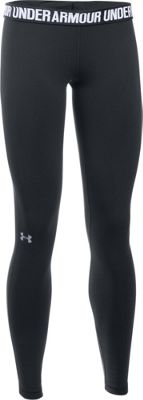 Under Armour Favorite Legging L - Black - Under Armour Women's Apparel