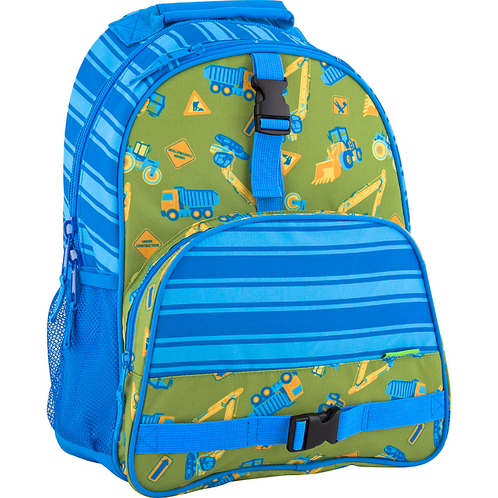 Stephen Joseph All Over Print Backpack Construction - Stephen Joseph Everyday Backpacks - Backpacks, Everyday Backpacks