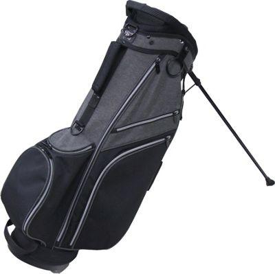 RJ Golf Deluxe Stand Bag Black - RJ Golf Golf Bags