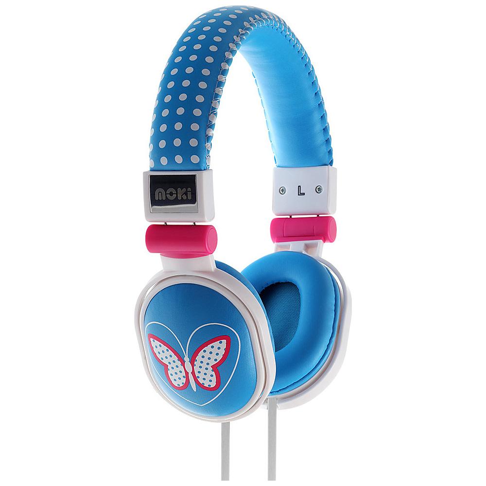Moki Popper Headphones Butter Fly Moki Headphones Speakers