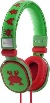Moki Popper Headphones Martian Green - Moki Headphones & Speakers