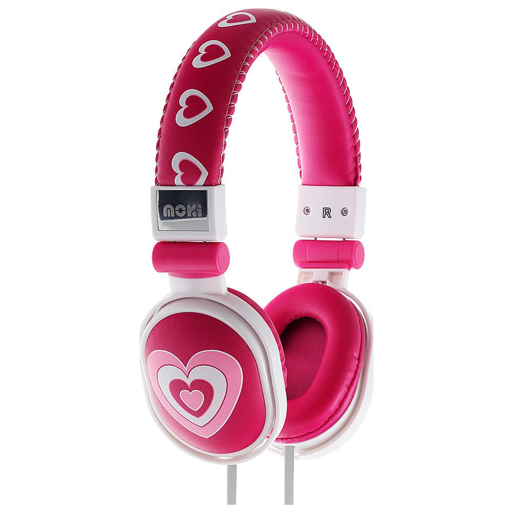 Moki Popper Headphones Hearts 3 Moki Headphones Speakers