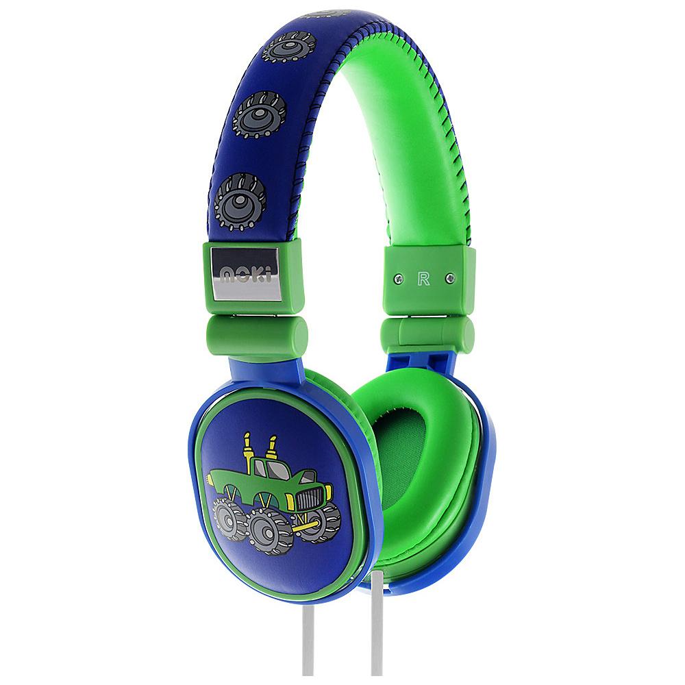 Moki Popper Headphones Monster Truck Moki Headphones Speakers