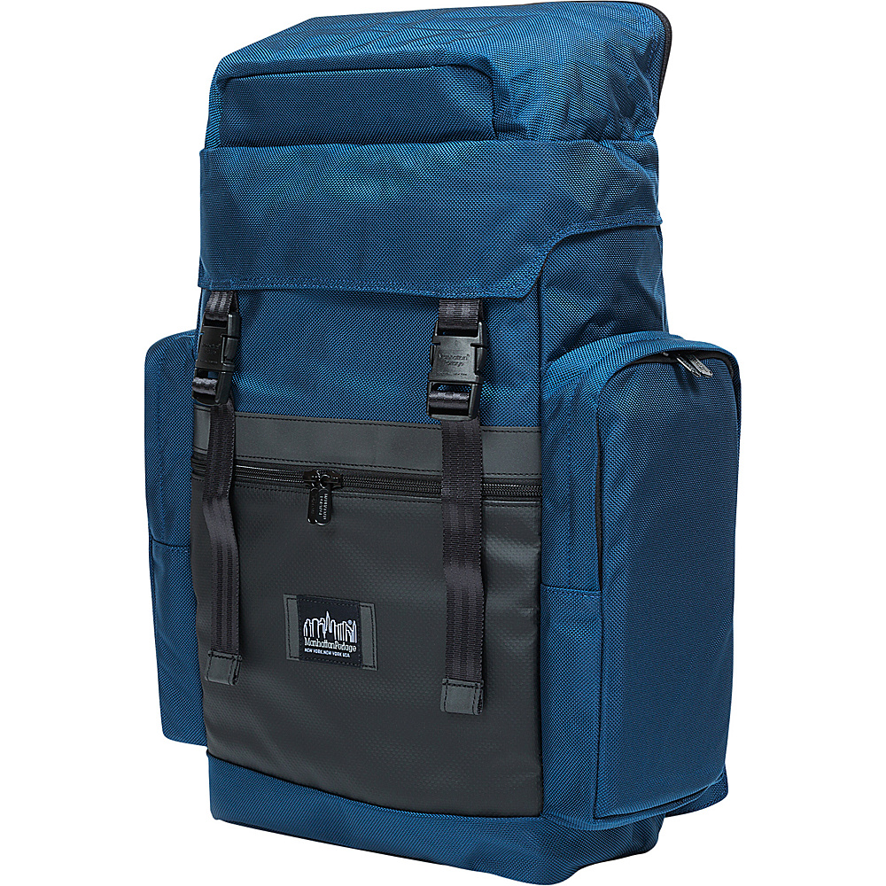 Manhattan Portage Twin Island Backpack VER.2 Navy - Manhattan Portage Laptop Backpacks - Backpacks, Laptop Backpacks