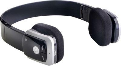 Azeca NFC Bluetooth Headphones Black - Azeca Headphones & Speakers