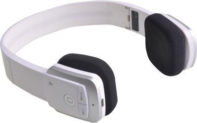 Azeca NFC Bluetooth Headphones White - Azeca Headphones & Speakers