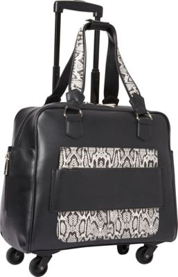 Hang Accessories Reptile 360 Rolling Bag Black/White - Hang Accessories Softside Carry-On