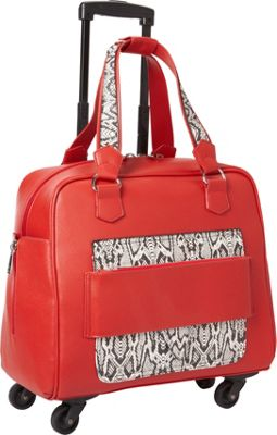 Hang Accessories Reptile 360 Rolling Bag Red - Hang Accessories Softside Carry-On
