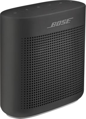 Bose SoundLink Color Bluetooth Speaker II Soft Black - Bose Headphones & Speakers