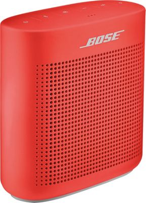 Bose SoundLink Color Bluetooth Speaker II Coral Red - Bose Headphones & Speakers
