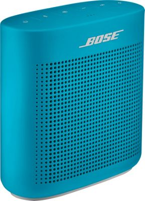 Bose SoundLink Color Bluetooth Speaker II Aquatic Blue - Bose Headphones & Speakers
