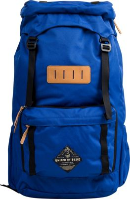 United by Blue 45L Range Daypack Blueprint - United by Blue Day Hiking Backpacks