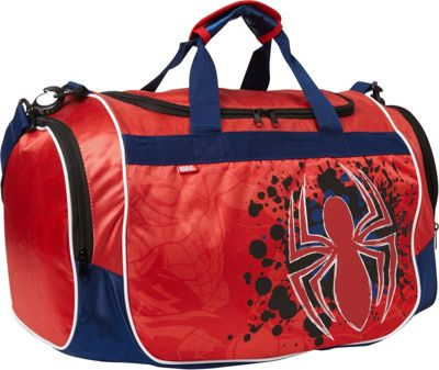 Hello Kitty Golf Spider-Man Duffel Red - Hello Kitty Golf Gym Duffels