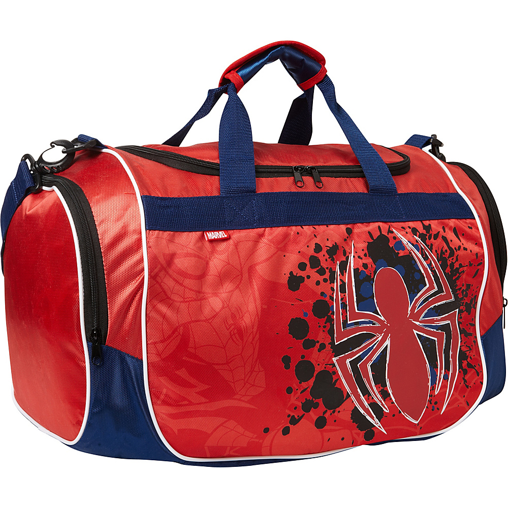 5fdc329de709 Hello Kitty Golf Spider-Man Duffel Red - Hello Kitty Golf Gym Duffels   Spider-Man Duffel Red. Durable   multi-purpose Duffel bag makes a great  team bag ...