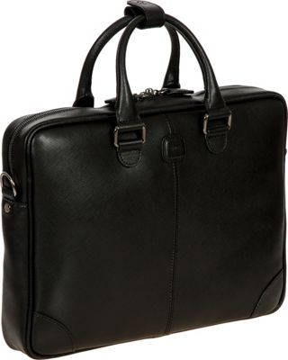 BRIC'S Varese Business Briefcase - Small Black - BRIC'S N...